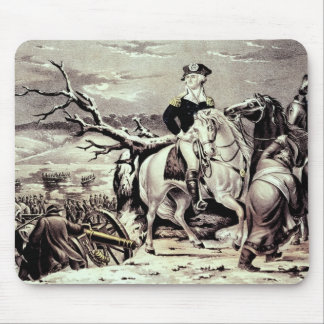 George Washington crossing the Delaware Mouse Mat