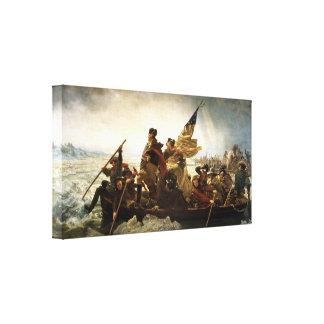 George Washington Crossing the Delaware Print