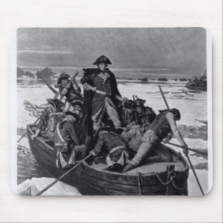 George Washington crossing the Delaware River Mouse Mat