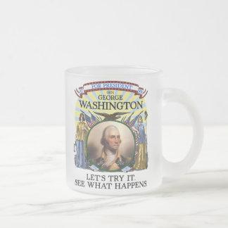 George Washington Election Stein
