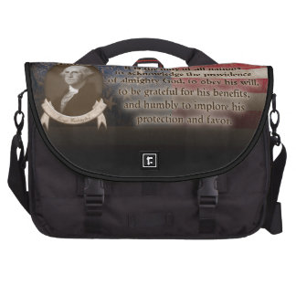 George Washington - Faith Commuter Bags