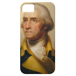 George Washington, First U.S. President Cover For iPhone 5/5S