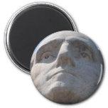 George Washington Fridge Magnet