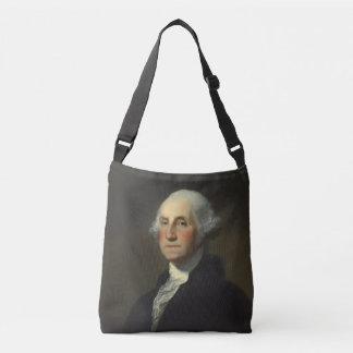 George Washington Historic Portrait Tote Bag