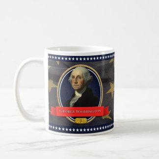George Washington Historical Mug