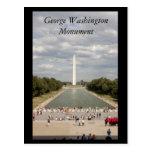 George Washington Monument Postcards