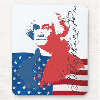 George Washington Mouse Mat
