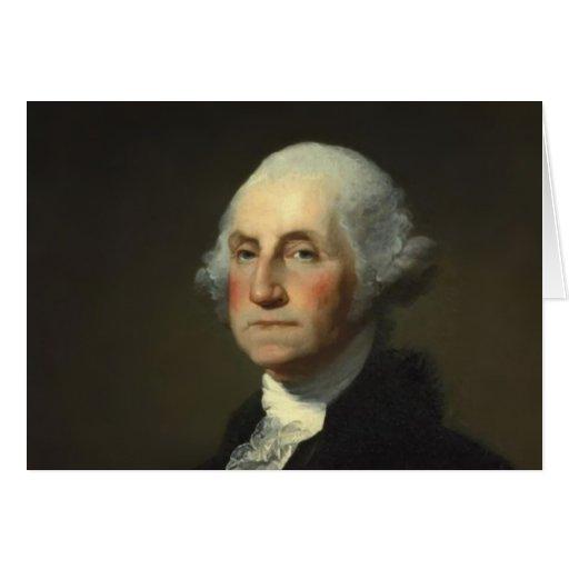 George Washington Notecards Greeting Cards