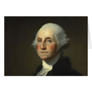 George Washington Notecards Note Card