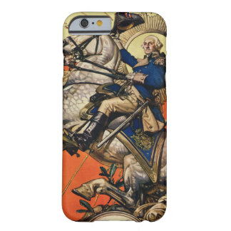 George Washington on Horseback Barely There iPhone 6 Case