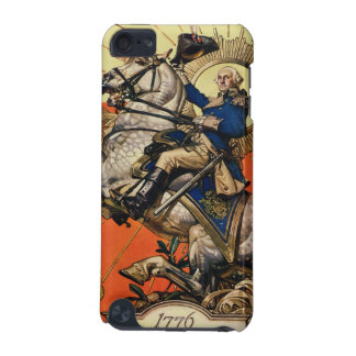 George Washington on Horseback iPod Touch (5th Generation) Case