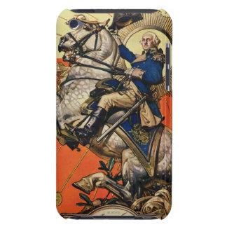 George Washington on Horseback iPod Touch Cover
