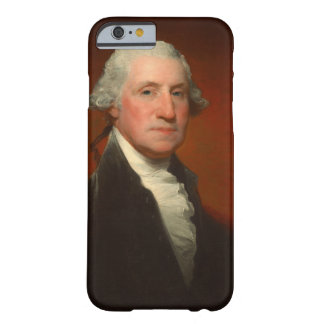 George Washington Portrait iPhone Case