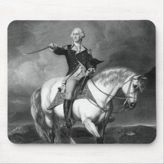 George Washington Salute mousepad