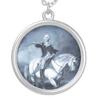 George Washington Salute necklace