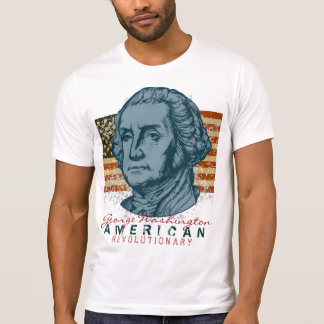 George Washington T-Shirt - Customized