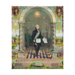 George Washington, The Mason Stretched Canvas Prints