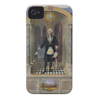 George Washington, The Mason II iPhone 4 Case