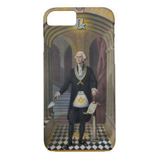 George Washington, The Mason iPhone 7 Case