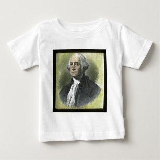 George Washington Vintage Magic Lantern Slide Infant T-Shirt