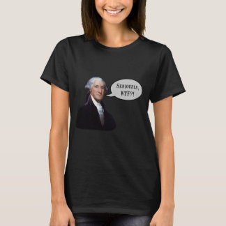 George Washington WTF T-Shirt