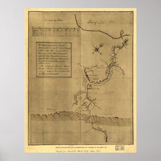 George Washington's Survey Posters