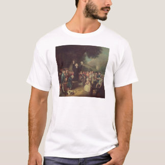 George Whitefield preaching T-Shirt
