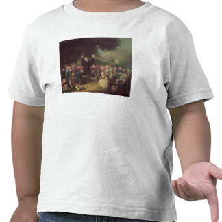 George Whitefield preaching T-shirts