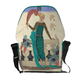 Georges Barbier 1882-1932 French Illustrator Commuter Bags