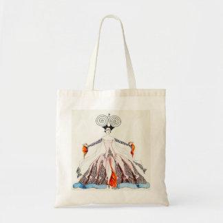 Georges Barbier Art Deco Fashion Tote Bag