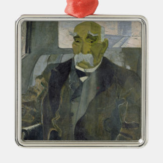 Georges Clemenceau  1928 Christmas Ornament