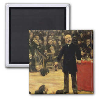 Georges Clemenceau Magnet