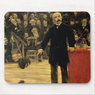 Georges Clemenceau Mouse Pad
