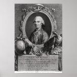 Georges-Louis Leclerc  Comte de Buffon Posters