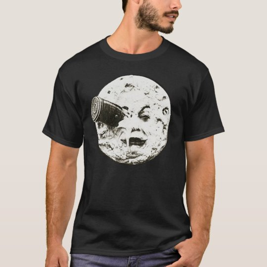 Georges Melies A Trip to the Moon T-SHIRT