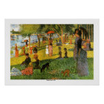 Georges Seurat Posters