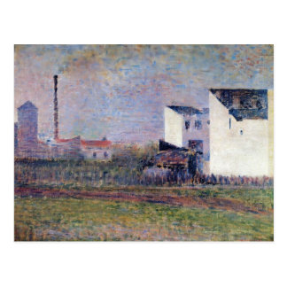 Georges Seurat- Suburb Post Cards