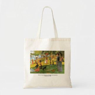 Georges Seurat Tote Bag