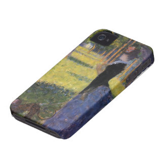 Georges Seurat- Woman with a Monkey Case-Mate iPhone 4 Case