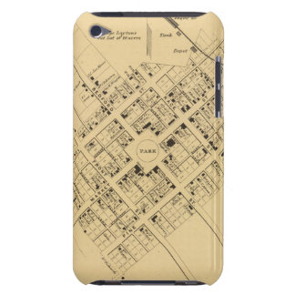 Georgetown Barely There iPod Cover