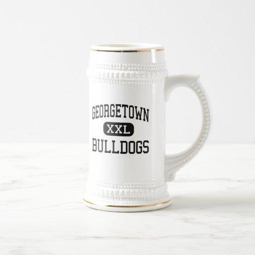 Georgetown - Bulldogs - High - Georgetown Coffee Mugs