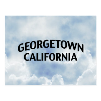 Georgetown California Post Cards
