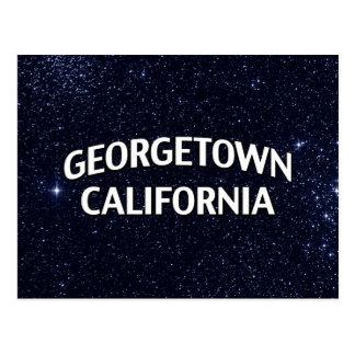 Georgetown California Postcard