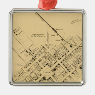 Georgetown Christmas Ornament