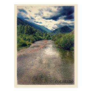 Georgetown, Colorado Postcard