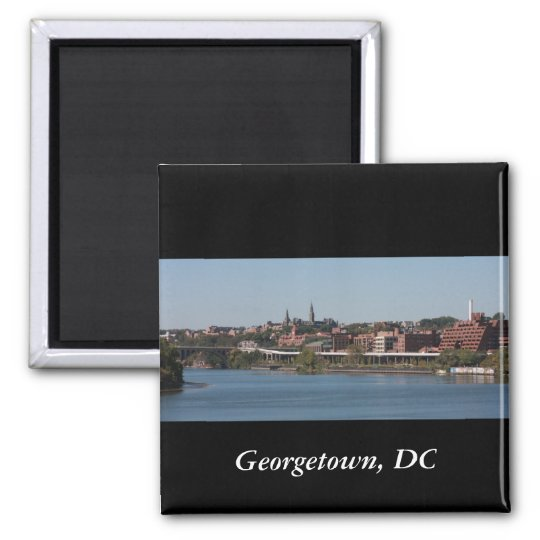 Georgetown, DC Magnet