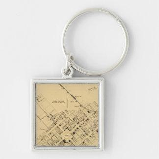 Georgetown Key Ring
