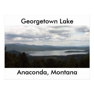 Georgetown Lake Post Card