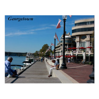 Georgetown Post Cards