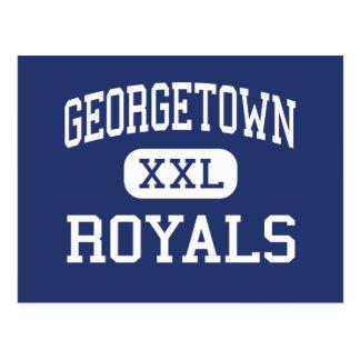 Georgetown - Royals - High - Georgetown Postcard